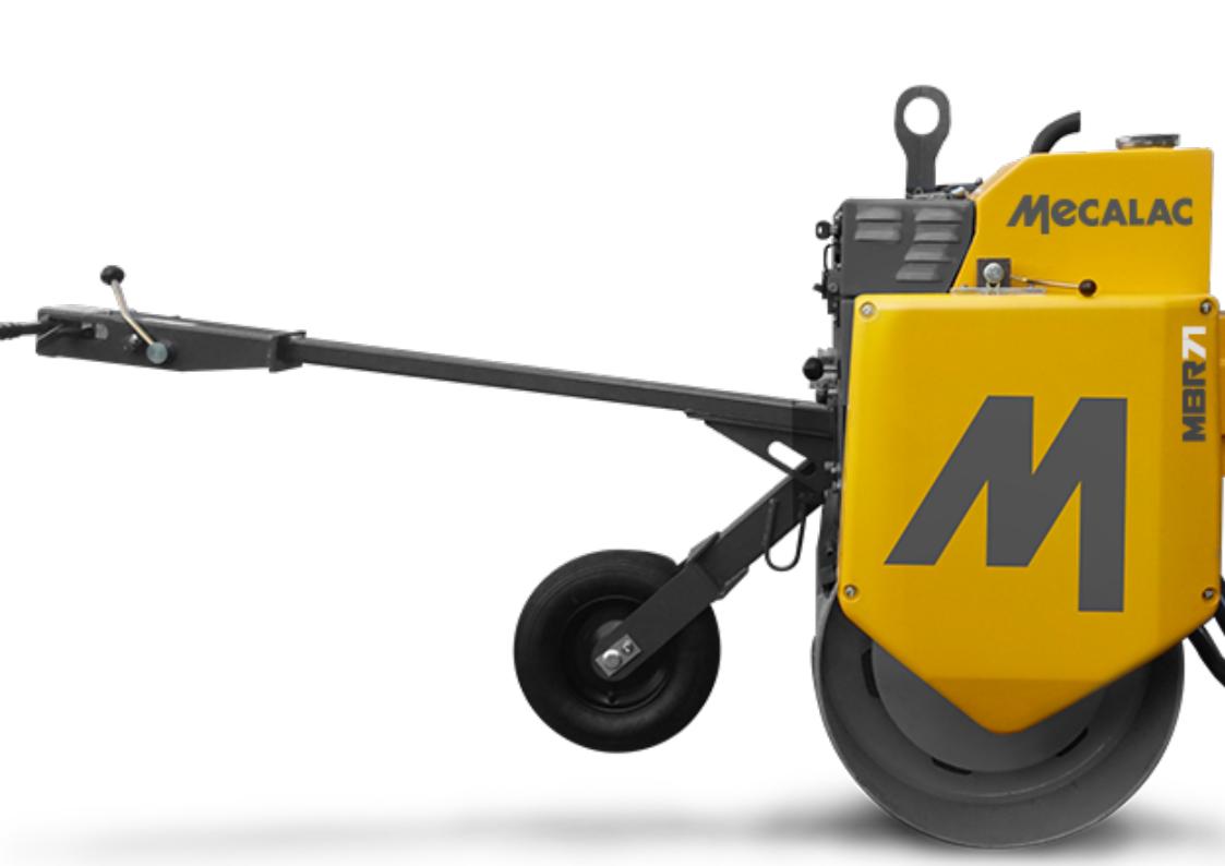 Дорожный каток Mecalac MBR-71