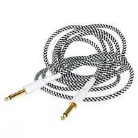 Гитарный кабель шнур инструментальный для гитары (z01783)