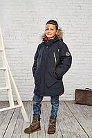 Зимняя куртка на мальчика 11-17 лет. Размеры 38 - 46, есть замеры
