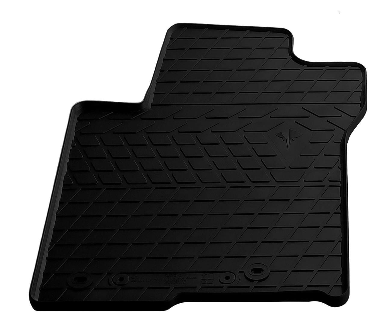Водительский резиновый коврик для Lexus GX 460 2009- Stingray
