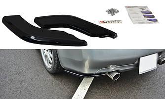 Элероны Infiniti G35 Coupe тюнинг заднего бампера
