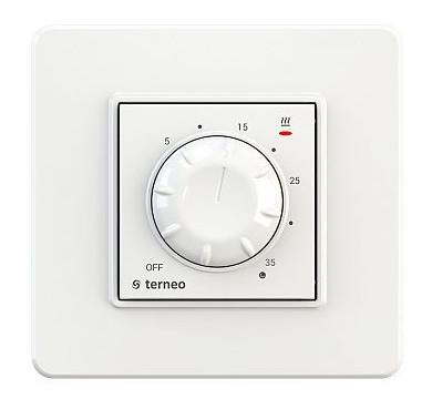Терморегулятор Terneo rol  для инфракрасных обогревателей и панелей