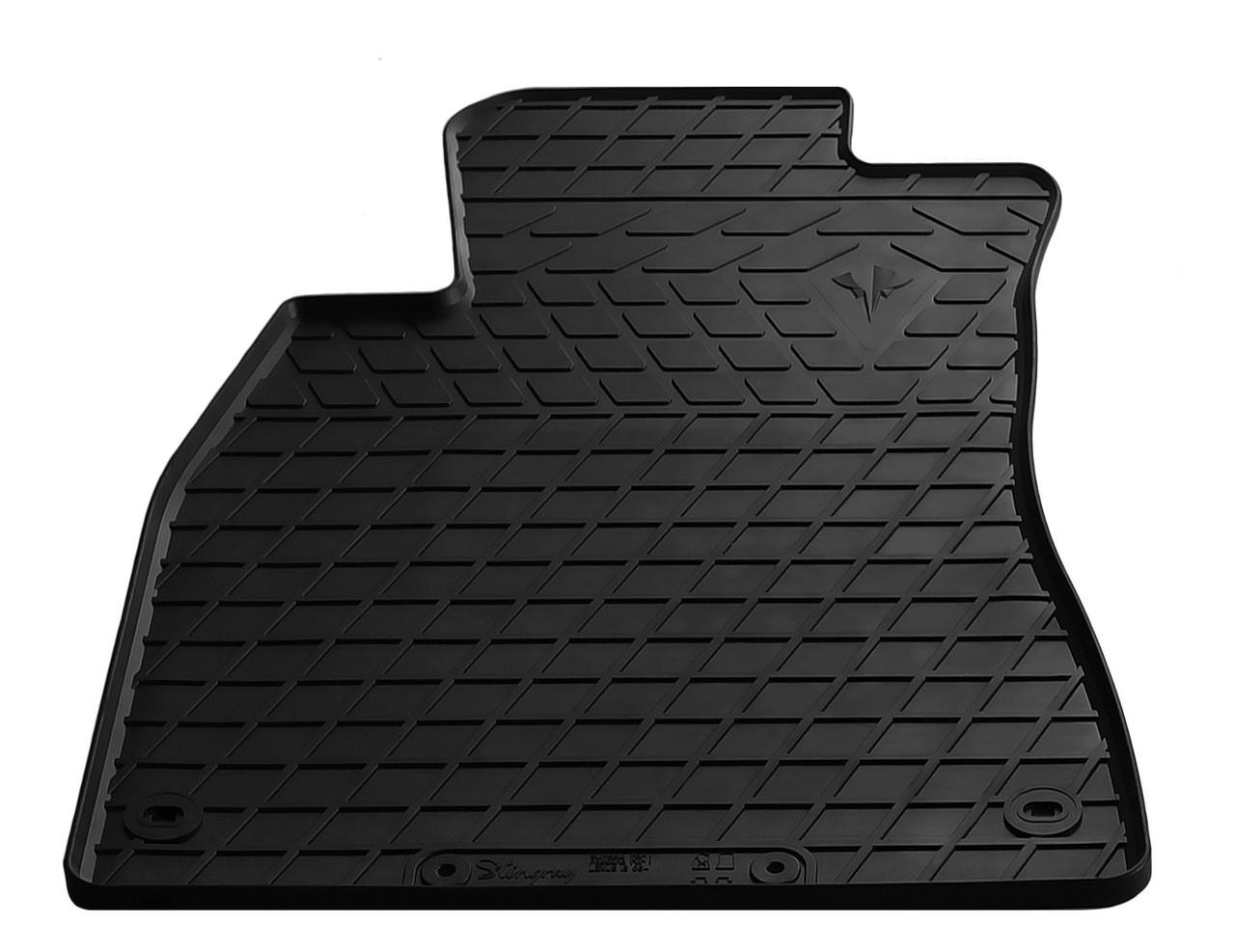Водительский резиновый коврик для Lexus IS 2005-2013 Stingray