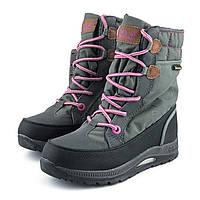 Зимние сапоги Jack Wolfskin р 32, детская зимняя обувь