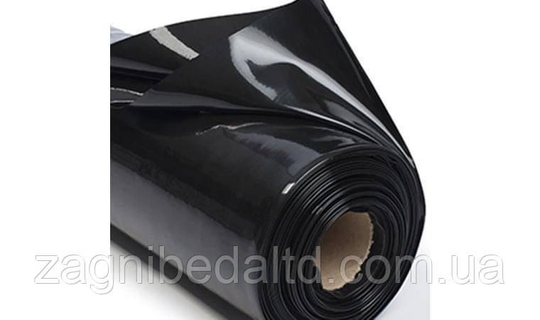 Строительная пленка от пыли 90 мкм 3 м х 100 пог.м черная