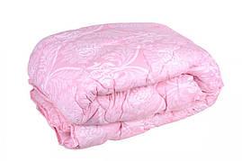Зимнее теплое одеяло из холлофайбера двухспальное, фото 2