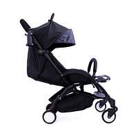 Детская коляска Микки YOYA Premium черная рама, фото 1