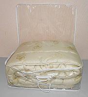 Одеяло евро размер в подарочном чемодане (ткань микрофибра наполнитель верблюжья шерсть ) (X-479)
