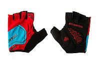 Перчатки OnRide - Catch Красный/Синий L