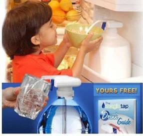 Дозатор воды и напитков «MAGIC TAP» (NA72)