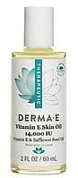 Масло с витамином Е 14000 МЕ  Derma E