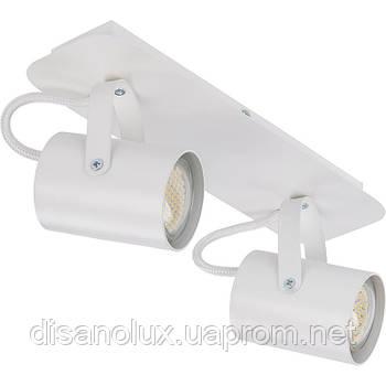 Світильник спот Sigma 32558 KAMERA GU10 білий