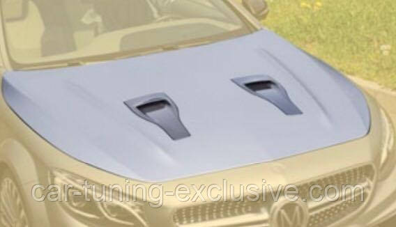 MANSORY engine bonnet for Mercedes S63 AMG Coupe / Cabrio