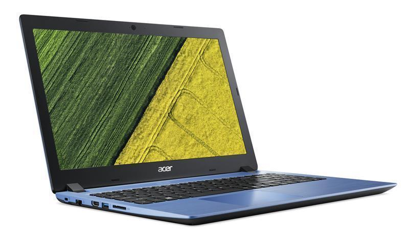 Ноутбук Acer Aspire 3 A315-53-593Z 15.6FHD AG/Intel i5-8250U/8/1000/int/Lin/Blue