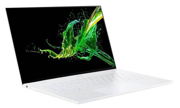 Ноутбук Acer Swift 7 SF714-52T 14FHD IPS Touch/Intel i7-8500UY/16/512F/int/W10/White, фото 2