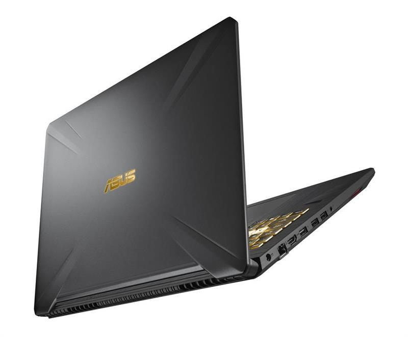 Ноутбук ASUS FX705DT-AU034 17.3FHD AG/AMD Ryzen 7-3750H/8/256SSD/NVD1650-4/noOS