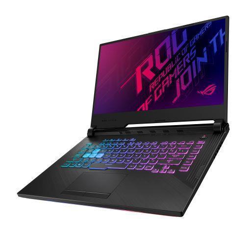Ноутбук ASUS G531GV-AL025 15.6FHD AG/Intel i7-9750H/8/512SSD/NVD2060Ti-6/noOS