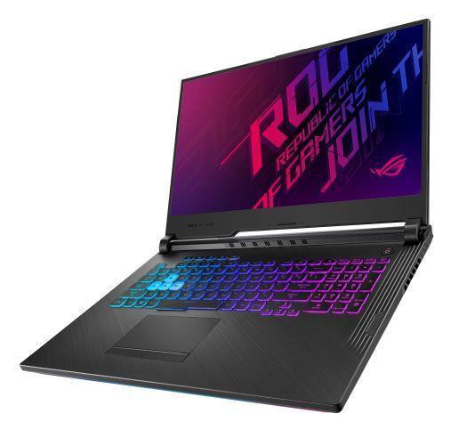 Ноутбук ASUS G731GV-EV089T 17.3FHD AG/Intel i7-9750H/16/512SSD/NVD2060Ti-6/W10