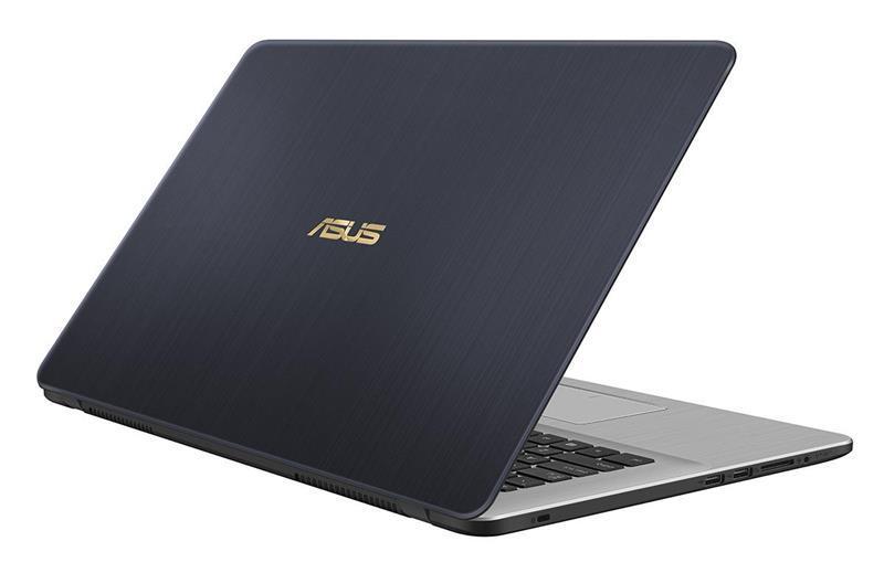 Ноутбук ASUS N705UN-GC051 17.3FHD AG/Intel i7-8550U/16/1000+256SSD/NVDMX150-4/EOS