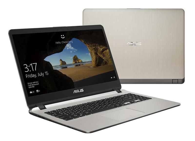 Ноутбук ASUS X507LA-BR031 15.6AG/Intel i3-5005U/4/1000/Intel HD/EOS/Silver