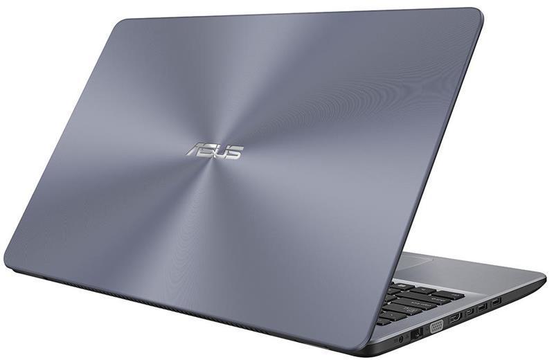 Ноутбук ASUS X542UN-DM041T 15.6FHD AG/Intel i7-8550U/16/1000+128SSD/DVD/NVD150-4/W10/Dark Grey