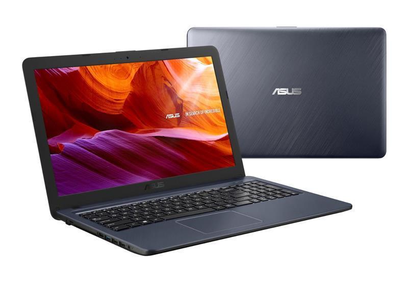 Ноутбук ASUS X543UB-DM973 15.6FHD AG/Intel i3-7020U/8/1000/NVDMX110-2/EOS