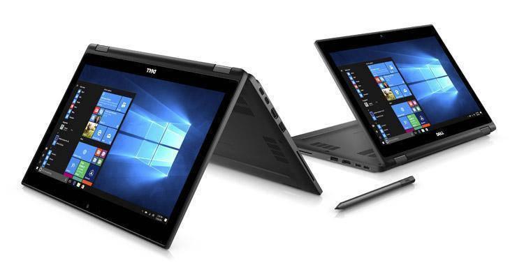 Ноутбук Dell Latitude 5289 12.5FHD Touch/Intel i5-7200U/8/256F/int/W10P, фото 2