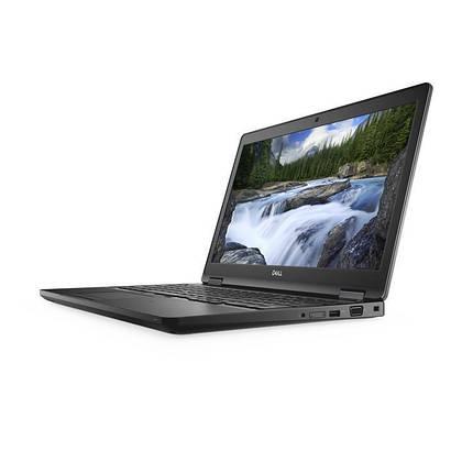Ноутбук Dell Latitude 5590 15.6FHD/Intel i7-8650U/16/512F/int/W10, фото 2