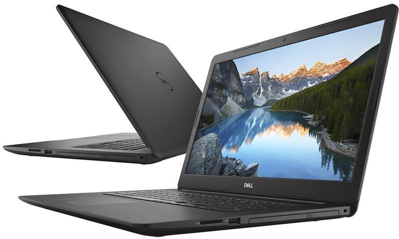 Ноутбук Dell Inspiron 5770 17.3FHD/Intel i3-7020U/4/1000/DVD/UHD620/Lin/Black/UKR