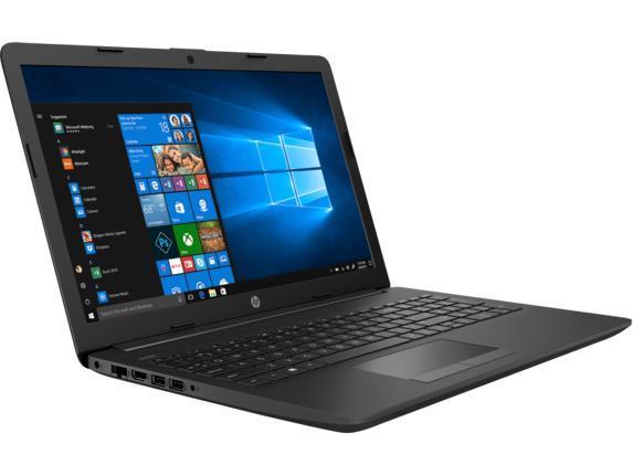 Ноутбук HP 250 G7 15.6 AG/Intel Cel N4000/4/128F/DVD/int/DOS/Dark Silver