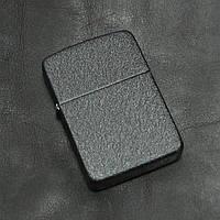 Зажигалка Zippo 28582 Black Crackle 1941 Vintage Replica