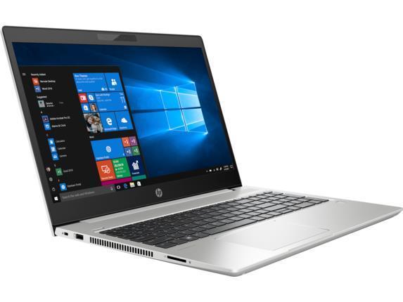 Ноутбук HP Probook 450 G6 15.6FHD IPS AG/Intel i3-8145U/8/256F/int/W10P/Silver