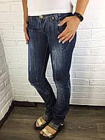 Джинсы женские  KAULO FEIER B6008 синие 25-29