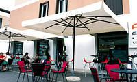 Зонты для летних площадок. Зонты для кафе. Стандартный зонт Неаполь.