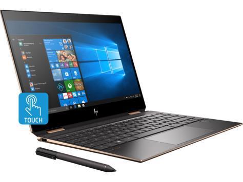Ноутбук HP Spectre x360 13-ap0021ur 13.3FHD IPS Touch/Intel i7-8565U/16/512F/int/W10/Dark Silver