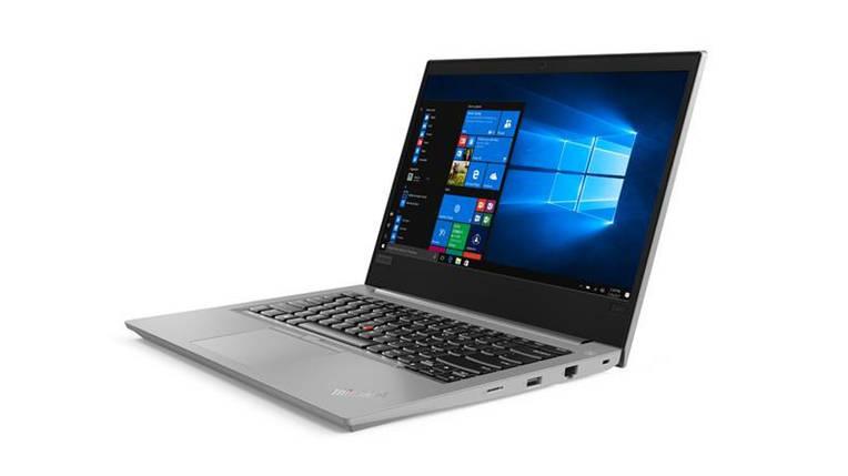 Ноутбук Lenovo ThinkPad E480 14FHD AG/Intel i7-8550U/16/1000+256F/RX550-2/NoOS/Silver, фото 2