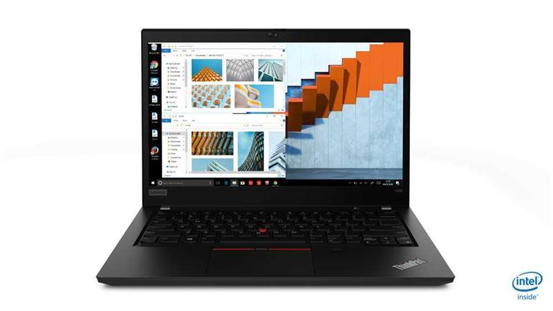 Ноутбук Lenovo ThinkPad T490 14FHD IPS AG/Intel i7-8565U/8/256F/int/W10P/Black