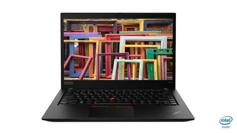 Ноутбук Lenovo ThinkPad T490s 14FHD IPS AG/Intel i5-8265U/8/256F/int/W10P/Black