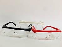 Защитные очки для мастеров маникюра и педикюра