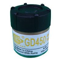 Термопаста GD450 20г баночка термо паста (z01286)