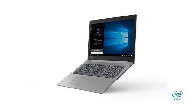Ноутбук Lenovo IdeaPad 330 15.6FHD/Intel Pen N5000/8/256F/int/DOS/Platinum Grey, фото 2