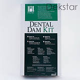 Dental Dam KIT Hygenic -Набір коффердама (кламери без крил), фото 5