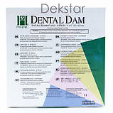 Dental Dam KIT Hygenic -Набір коффердама (кламери без крил), фото 7