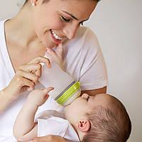Правильный выбор бутылочки новорожденному - спокойствие для мамы и малыша