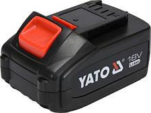 Аккумулятор LI-ION 18 В 3 Ач YATO YT-82843 (Польша)