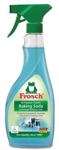 Універсальний очищувач Frosch содовий  500 мл