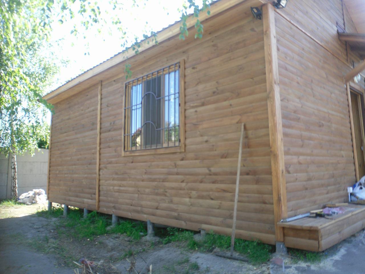 Строительство деревянных каркасно-щитовых домов