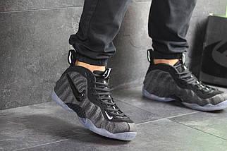 Мужские кроссовки Прессованная кожа, фото 2