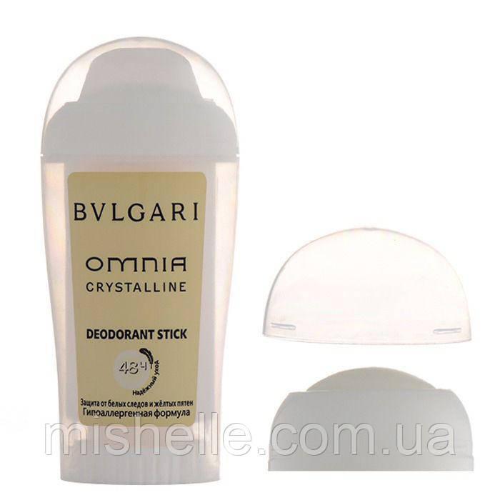 Парфюмированный дезодорант Bvlgari Omnia Crystalline (Булгари Омния Кристалин)