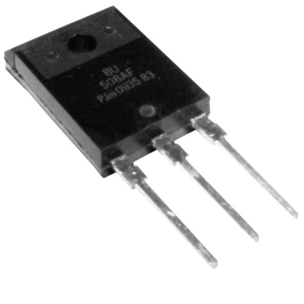 Транзистор BU508AF  NPN (8А 1500В)